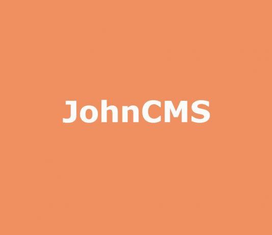 johncms 8.0.0