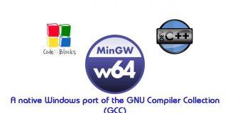 Install MinGW64